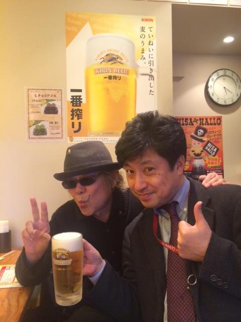 ④これが美味しいキリン一番搾り樽生ビール!.JPG